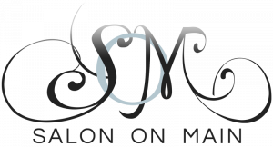 logo salon on main lexington sc hair salon